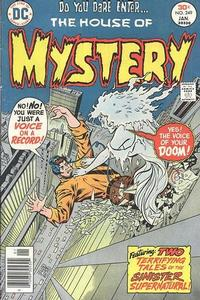 Cover Thumbnail for House of Mystery (DC, 1951 series) #249