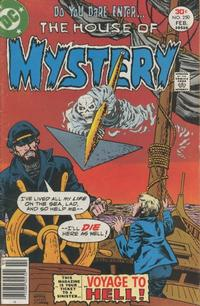 Cover Thumbnail for House of Mystery (DC, 1951 series) #250