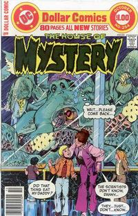 Cover Thumbnail for House of Mystery (DC, 1951 series) #254