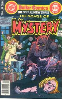 Cover Thumbnail for House of Mystery (DC, 1951 series) #257
