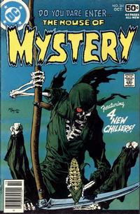 Cover Thumbnail for House of Mystery (DC, 1951 series) #261