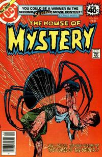 Cover Thumbnail for House of Mystery (DC, 1951 series) #265