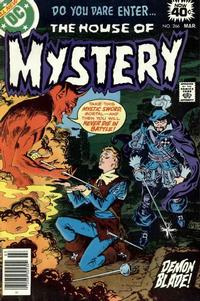 Cover Thumbnail for House of Mystery (DC, 1951 series) #266