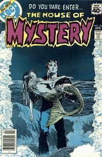 Cover Thumbnail for House of Mystery (DC, 1951 series) #267