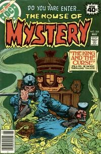 Cover Thumbnail for House of Mystery (DC, 1951 series) #268