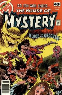 Cover Thumbnail for House of Mystery (DC, 1951 series) #269