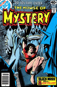 Cover Thumbnail for House of Mystery (DC, 1951 series) #270
