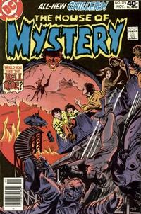 Cover Thumbnail for House of Mystery (DC, 1951 series) #274