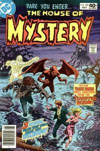 Cover Thumbnail for House of Mystery (DC, 1951 series) #280