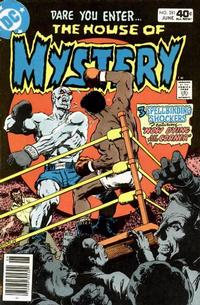Cover Thumbnail for House of Mystery (DC, 1951 series) #281