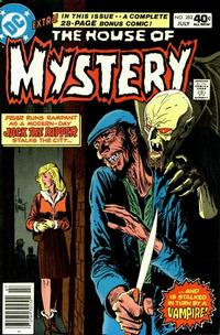 Cover Thumbnail for House of Mystery (DC, 1951 series) #282