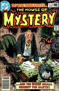 Cover Thumbnail for House of Mystery (DC, 1951 series) #283