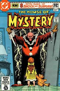 Cover Thumbnail for House of Mystery (DC, 1951 series) #285 [Direct]