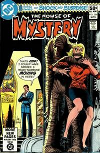 Cover Thumbnail for House of Mystery (DC, 1951 series) #286 [Direct Sales]