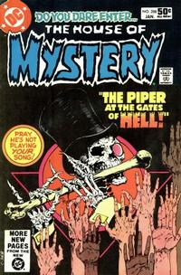 Cover Thumbnail for House of Mystery (DC, 1951 series) #288