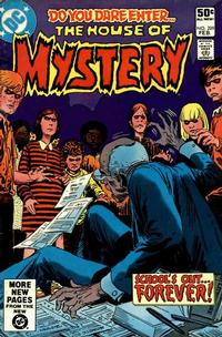 Cover Thumbnail for House of Mystery (DC, 1951 series) #289 [Direct]