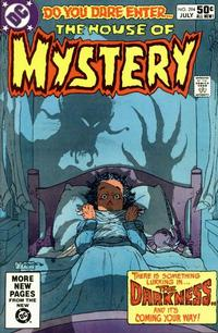 Cover Thumbnail for House of Mystery (DC, 1951 series) #294 [Direct Sales]