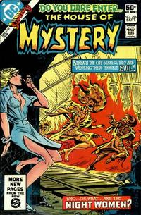 Cover Thumbnail for House of Mystery (DC, 1951 series) #296