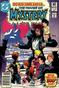 Cover Thumbnail for House of Mystery (DC, 1951 series) #300 [Newsstand]