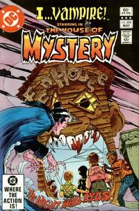 Cover Thumbnail for House of Mystery (DC, 1951 series) #304 [Direct Sales]