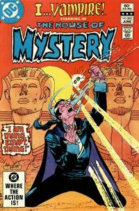 Cover Thumbnail for House of Mystery (DC, 1951 series) #305 [Direct]