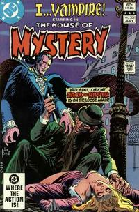Cover Thumbnail for House of Mystery (DC, 1951 series) #306 [Direct]