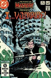 Cover Thumbnail for House of Mystery (DC, 1951 series) #316 [Direct-Sales]