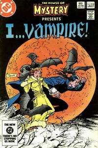 Cover Thumbnail for House of Mystery (DC, 1951 series) #318 [Direct-Sales]