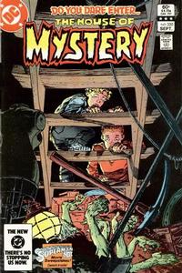 Cover Thumbnail for House of Mystery (DC, 1951 series) #320 [Direct-Sales]