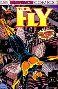 Cover Thumbnail for The Fly (DC, 1991 series) #1 [Direct]