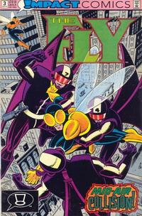 Cover Thumbnail for The Fly (DC, 1991 series) #3 [Direct]