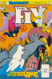 Cover Thumbnail for The Fly (DC, 1991 series) #8 [Direct]