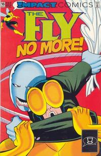 Cover Thumbnail for The Fly (DC, 1991 series) #16