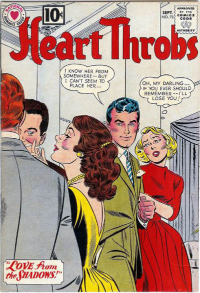 Cover for Heart Throbs (DC, 1957 series) #73