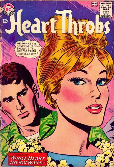 Cover for Heart Throbs (DC, 1957 series) #87