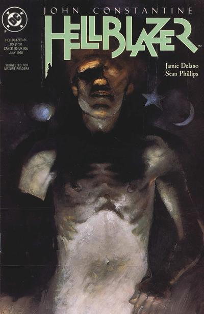 Cover for Hellblazer (DC, 1988 series) #31