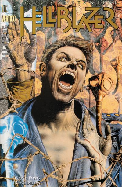 Cover for Hellblazer (DC, 1988 series) #69