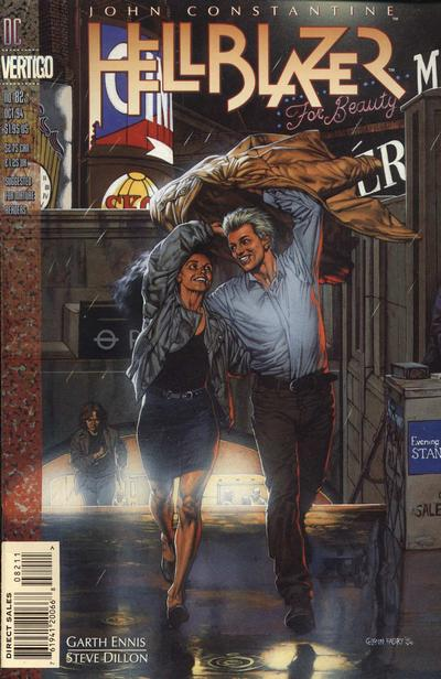 Cover for Hellblazer (DC, 1988 series) #82