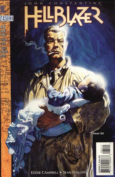 Cover for Hellblazer (DC, 1988 series) #85