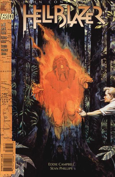 Cover for Hellblazer (DC, 1988 series) #88