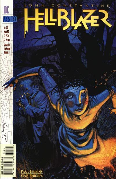 Cover for Hellblazer (DC, 1988 series) #99