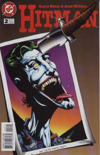 Cover for Hitman (DC, 1996 series) #2
