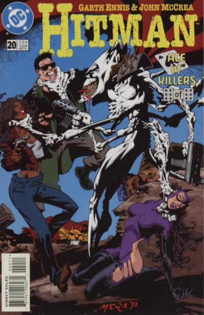 Cover for Hitman (DC, 1996 series) #20