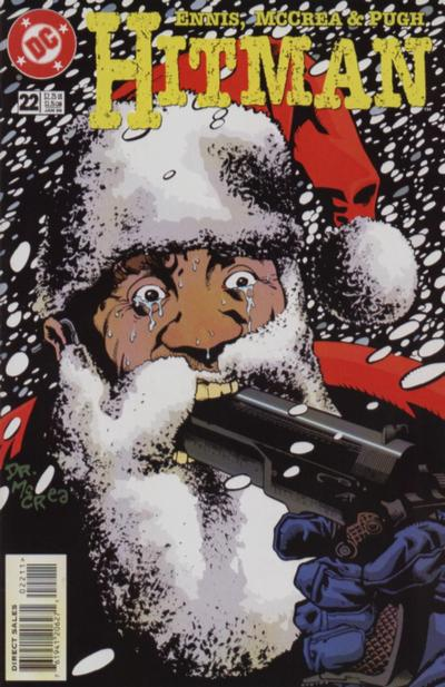 Cover for Hitman (DC, 1996 series) #22