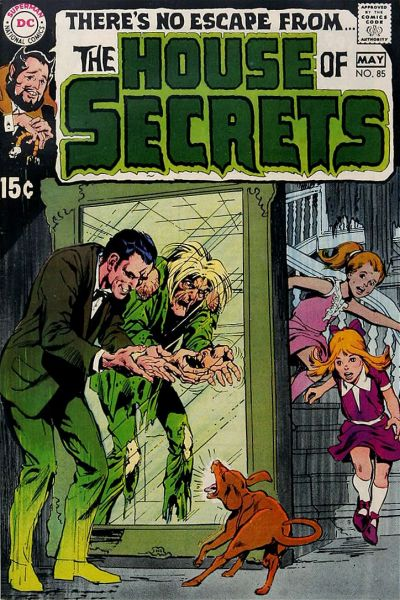 Cover for House of Secrets (DC, 1969 series) #85