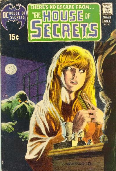 Cover for House of Secrets (DC, 1956 series) #92