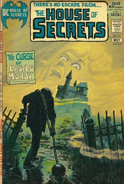 Cover for House of Secrets (DC, 1969 series) #97