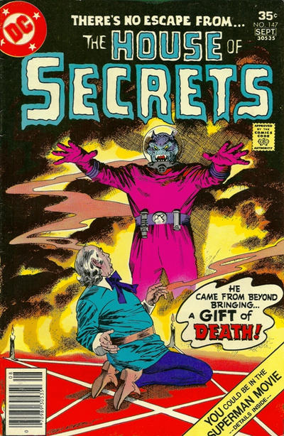 Cover for House of Secrets (DC, 1969 series) #147