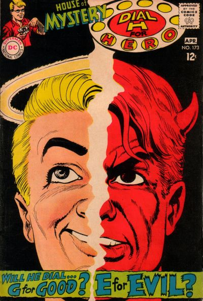 Cover for House of Mystery (DC, 1951 series) #173