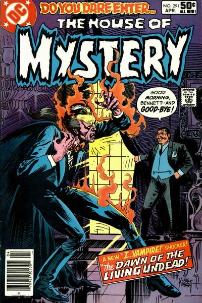 Cover for House of Mystery (DC, 1951 series) #291 [Direct Sales]